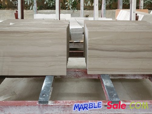 Athens Wood Marble Tiles