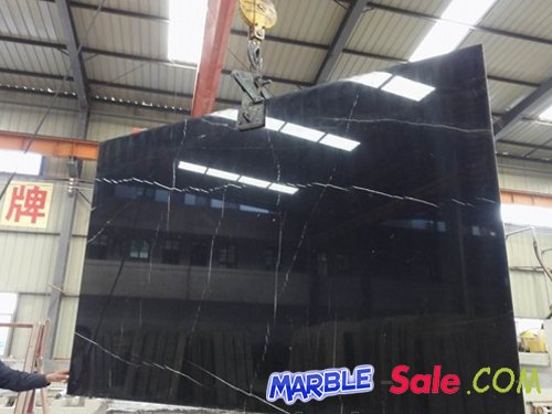 Negro Marquina Marble Slabs For Wholesale