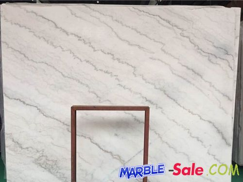 Guangxi White Marble Slabs