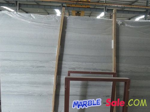 Blue Wood Vein Marble Slabs