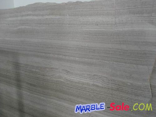 Chinese Wood Grey Marble Slab