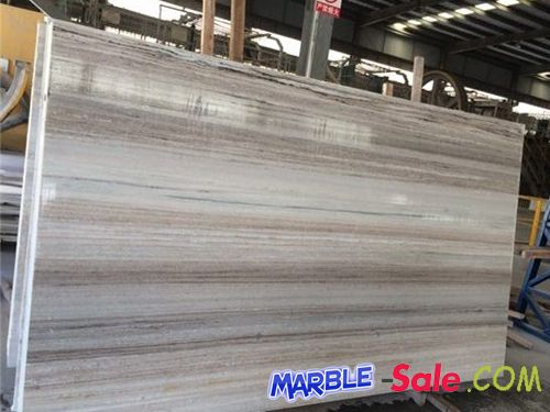 Crystal Wood Marble Slabs