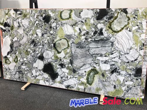 White Beauty Marble Slab