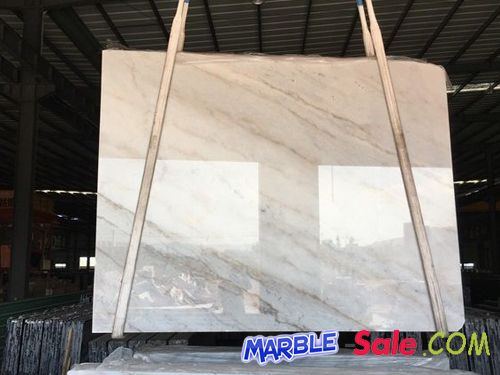 China Carrara White Marble Slabs