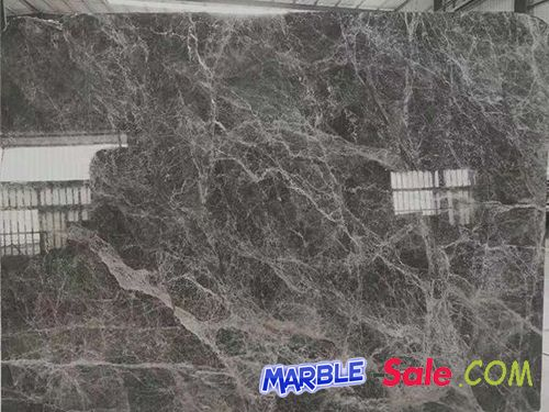 China Grey Emperador Marble Slabs