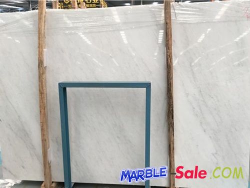 Classic Oriental White Marble Slabs
